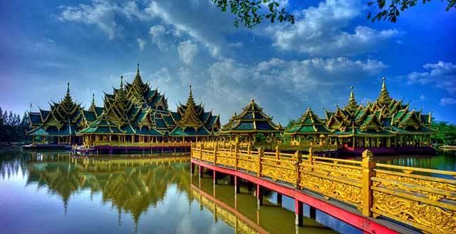 Wisata Siam Ancient City Bangkok