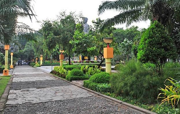 Wisata Taman Apsari
