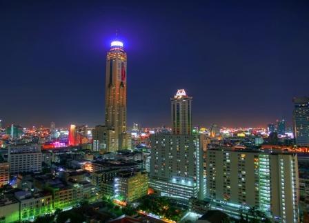 Baiyoke Sky Bangkok