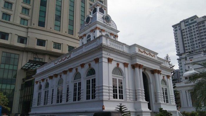 Balai Kota Lama via Tribune Medan
