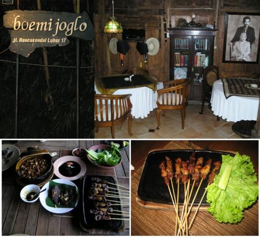 Boemi Joglo Bandung