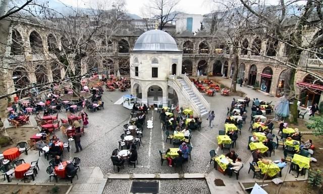 Bursa Turki - tempat wisata di Turki