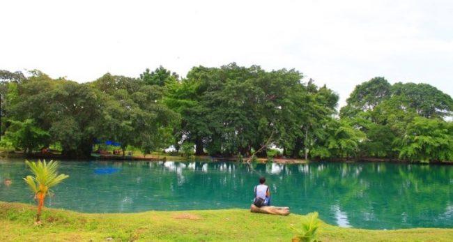 Danau Linting via Airpaz