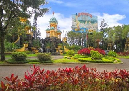 Destinasi Wisata Favorit Kota Bunga di Cianjur