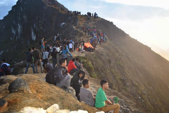 Destinasi Wisata Gunung Sibayak