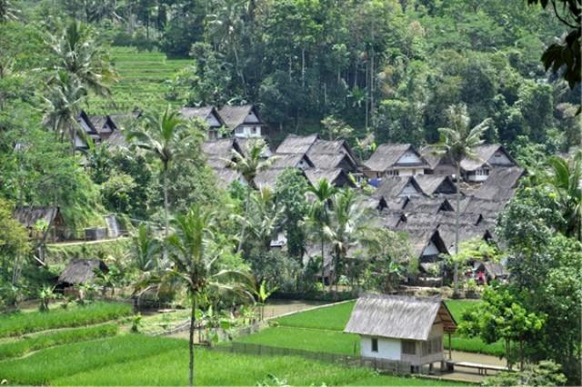 Destinasi Wisata Kampung Naga di Tasikmalaya