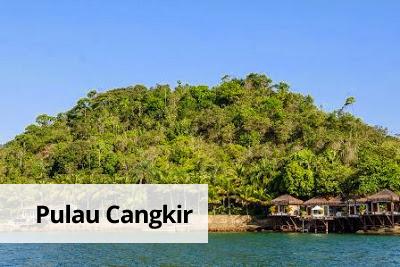Destinasi Wisata Pulau Cangkir di Tangerang