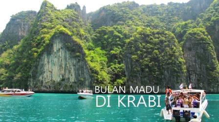 Destinasi Wisata Seru Krabi di Thailand