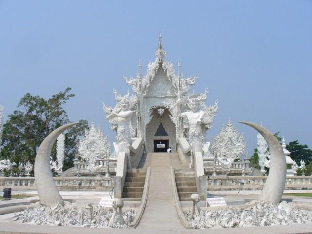 Destinasi Wisata ke Chiang Rai di Thailand