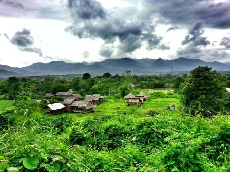 Destinasi Wisata ke Pai di Thailand
