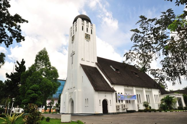 Gereja Lama Medan