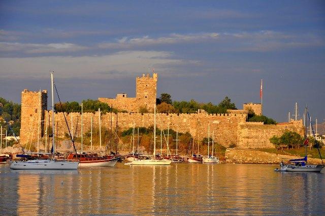 Kastil Bodrum Turki