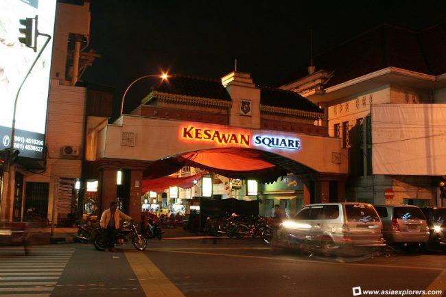 Kesawan Square via Asiaexplorers