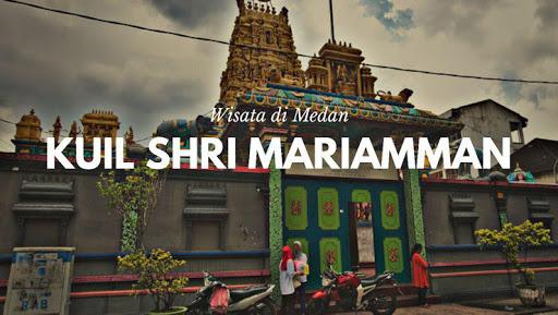 Kuil Shri Mariamman via Gobatak