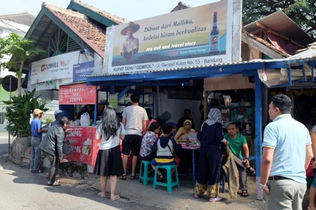 Kupat Tahu Gempol Bandung