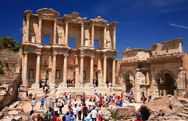 Library of Celsus Turki