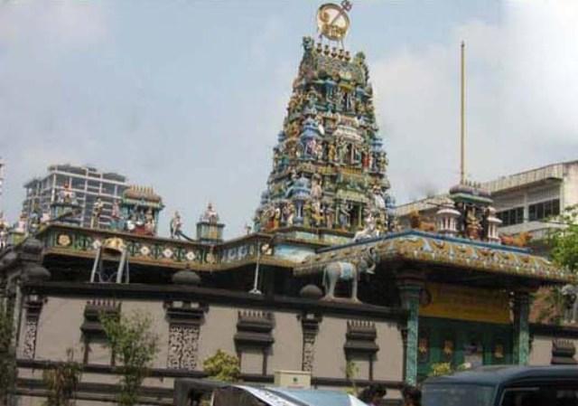 Liburan Asyik ke Kampung Keling Medan