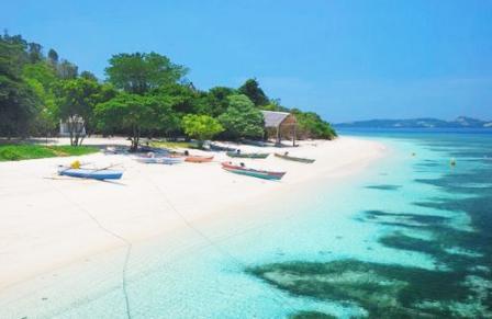 Liburan Seru di Pulau Lihaga Nan Eksotis