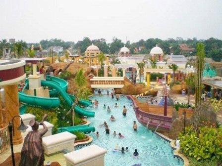 Liburan Seru ke Marcopolo Water Adventure di Tangerang