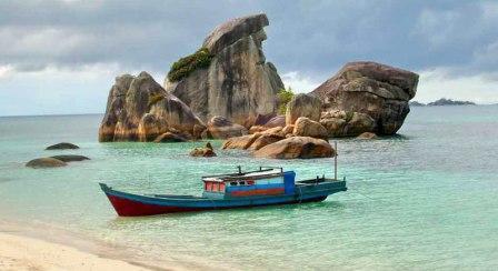 Liburan Seru ke Pulau Dua / Pulau Burung di Banten