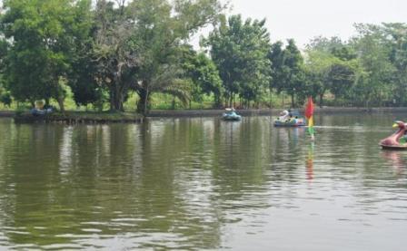 Liburan Seru ke Situ Pladen Beji  - tempat wisata di Depok