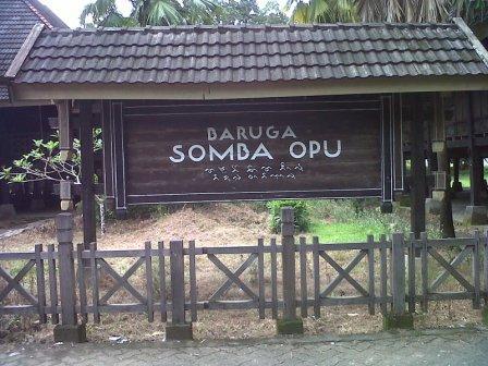 Liburan ke Benteng Somba Opu di Makassar