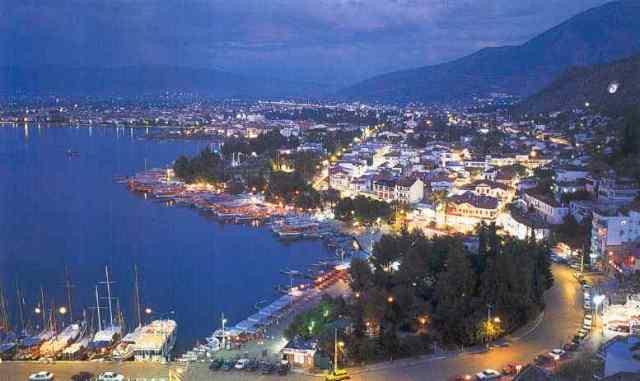 Liburan ke Fethiye di Turki