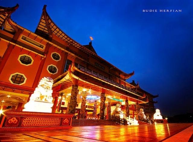 Liburan ke Maha Vihara Adhi Maitreya