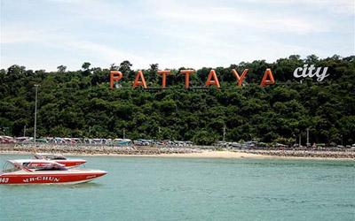 Liburan ke Pattaya di Thailand