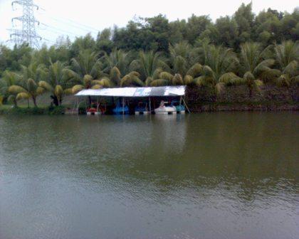 Liburan ke Situ Asih Pulo Pancoran Emas Depok