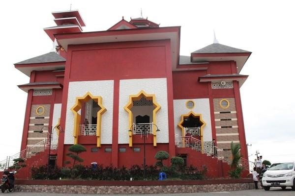 Masjid Muhammad Cheng Hoo via Jawapos