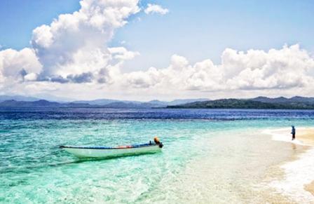 Menikmati Keindahan Bawah Laut Pulau Lembeh