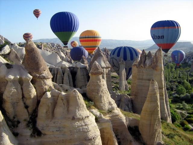 Menikmati Liburan Seru ke Cappadokya
