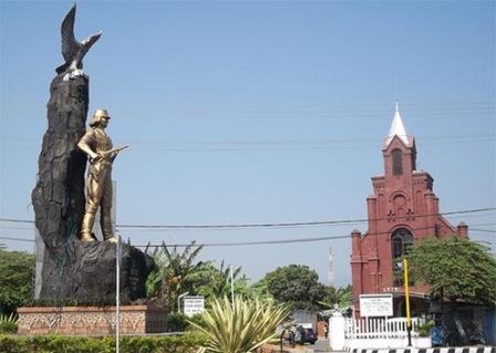Monumen Kediri Syu