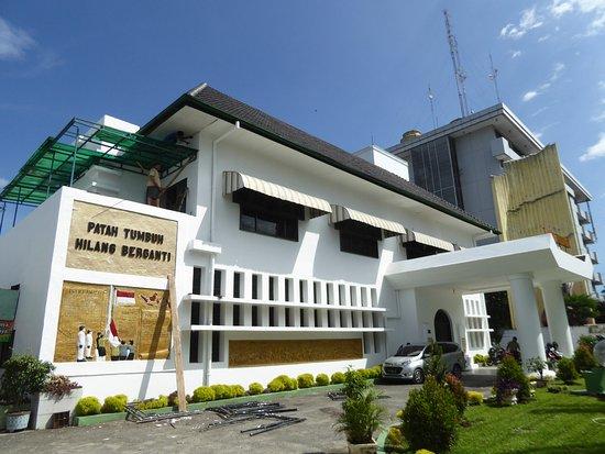 Museum Militer Bukit Barisan via Tripadvisor