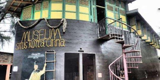 Museum Situs Kota Cina via Merdeka