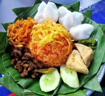 Nasi Cikur Hidangan Lezat Dari Tasikmalaya