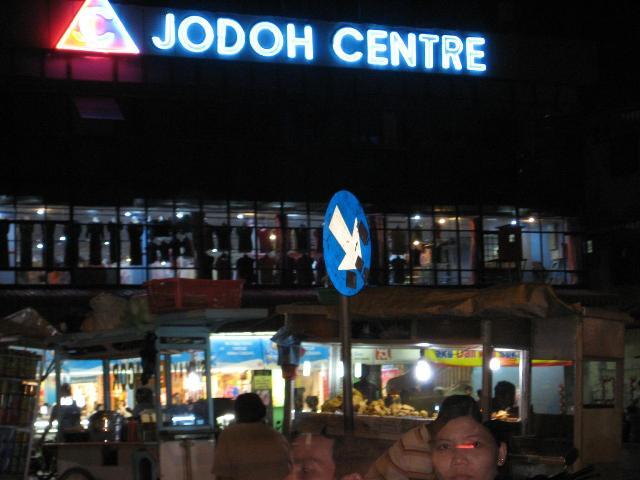 Nongkrong Seru Jodoh Centre Batam