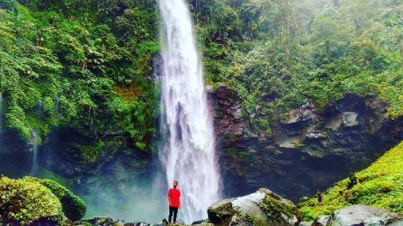 Objek Wisata Alam Curug Cipendok