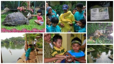 Objek Wisata Anak dan Keluarga Godong Ijo Depok