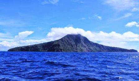 Objek Wisata Menantang Gunung Krakatau di Banten