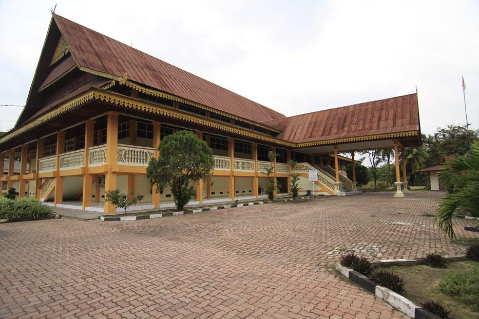 Objek Wisata Sejarah Museum Sang Nila Utama di Pekanbaru