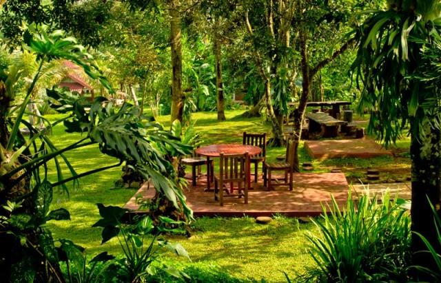 Objek Wisata Tlogo Plantation di Salatiga