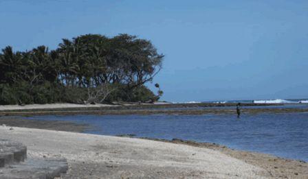 Pantai Pamayangsari Tasikmalaya