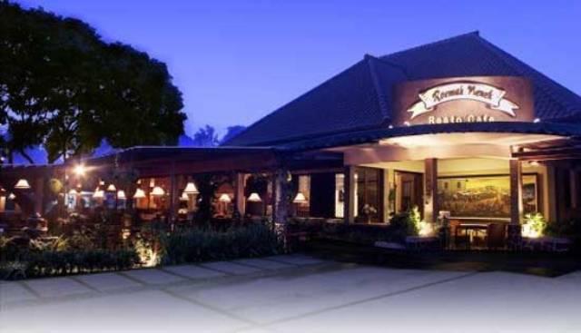 Roemah Nenek Resto Cafe