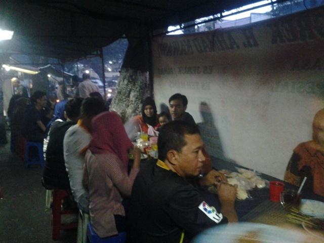 Sate Anggrek Bandung