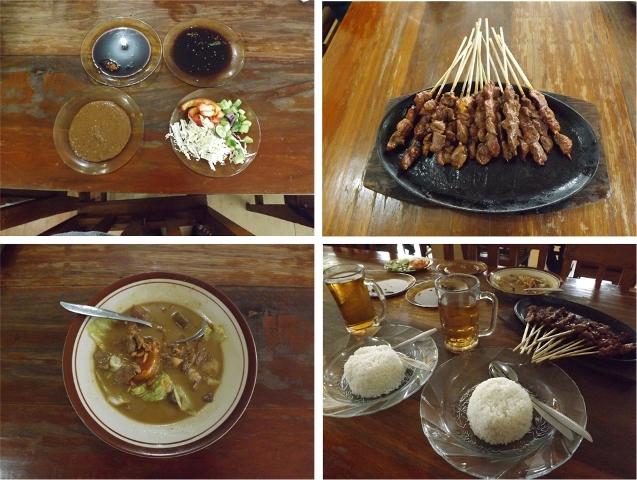 Sate Pak Gino Bandung - Tempat Wisata Kuliner di Bandung