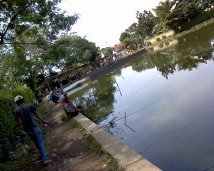 Situ Citayam Kota Depok