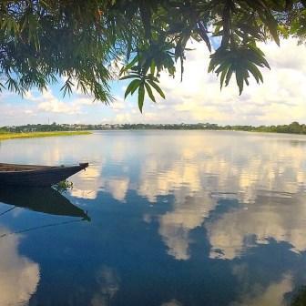 Tempat Liburan Menarik Danau Kalimati di Karawang