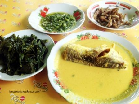 Tempat Makan yang Enak RM Baung di Pekanbaru